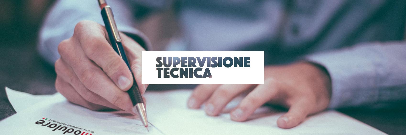 Supervisione Tecnica